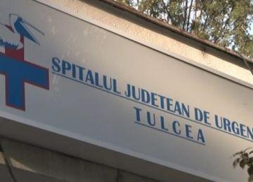 Protest la Spitalul Judeţean din Tulcea