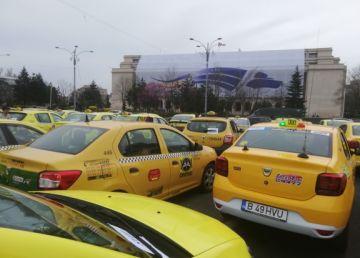 UPDATE. Reprezentanţii taximetriştilor s-au înţeles cu Guvernul. UBER şi Taxify ar putea fi scoase în afara legii