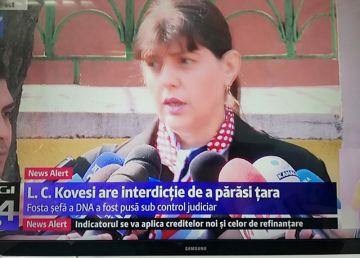 UPDATE. Contestaţia lui Kovesi împotriva măsurii controlului judiciar se va judeca pe 3 aprilie