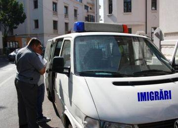 Percheziţii la Inspectoratul General pentru Imigrări
