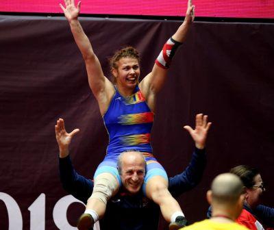 România încă mai are viitor la lupte. Patru medalii la Campionatele Europene