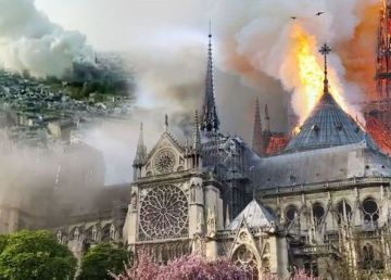 Notre-Dame. Pompierii au reușit să controleze incendiul. Ce a fost salvat