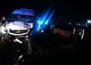 UPDATE. FOTO. Accident grav la Lețcani. A fost activat Planul Roșu
