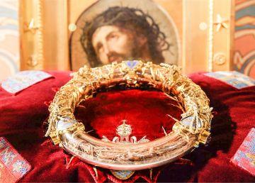 Povestea eroului care a salvat Coroana de Spini a lui Iisus Hristos din incendiul de la Catedrala Notre-Dame