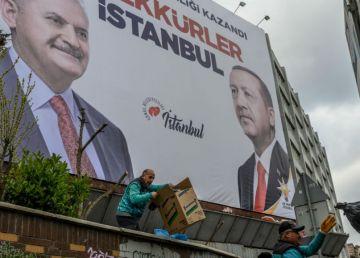 O nouă înfrângere pentru regimul lui Erdogan. Opoziția a câștigat din nou alegerile municipale la Istanbul