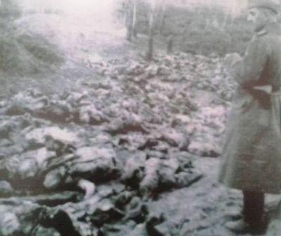 """78 de ani de la """"Genocidul de la Fântâna Albă"""". Peste 3000 de români, mitraliaţi cu sânge rece de NKVD"""
