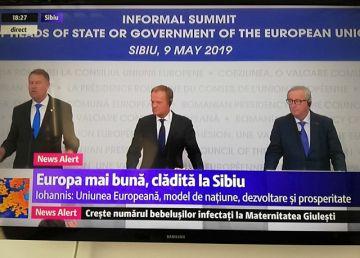 Klaus Iohannis, concluzii la finalul Summitului istoric de la Sibiu. Tusk și Juncker, laude pentru modul în care a fost organizat Summitul