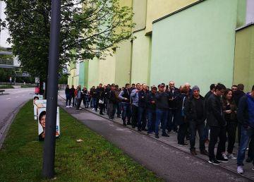 BEC respinge solicitarea diasporei de prelungire a votului. Mii de oameni așteaptă să voteze