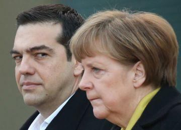 Summitul de la Sibiu. Merkel și Tsipras, imagini de colecție