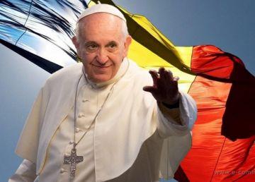 """Noi detalii despre vizita Papei Francisc în România. """"Să mergem împreună!"""""""