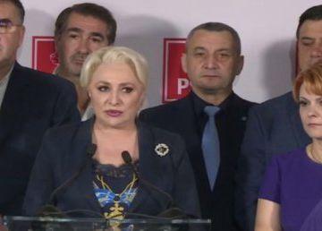 """UPDATE.""""Noaptea cuțitelor lungi"""" în PSD. Dăncilă: """"Vom lua măsuri radicale cu cei care au greșit"""""""