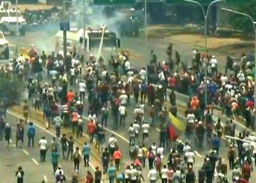 A început Revoluţia în Venezuela?