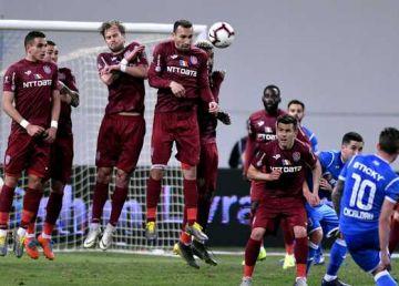 CFR Cluj, campioana României pentru al doilea an consecutiv. FCSB, din nou pe locul al doilea