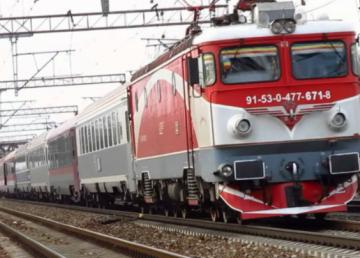 UPDATE: Trafic feroviar închis între Deva și Simeria