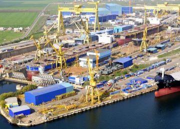 Grupul naval Damen va efectua disponibilizări şi-n România. Coronavirusul a pus pe butuci sectorul construcţiilor navale