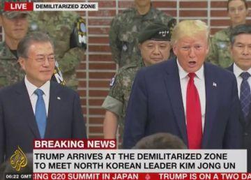 UPDATE. Trump şi-a încheiat vizita din Coreea de Sud