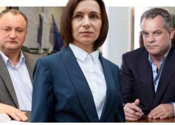 Republica Moldova de la Plahotniuc la Dodon. De ce ar juca Kremlinul pe mâna tandemului Maia Sandu-Andrei Năstase?