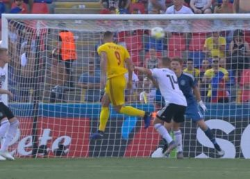 UPDATE. România a fost eliminată de Germania de la Campionatul European de Tineret
