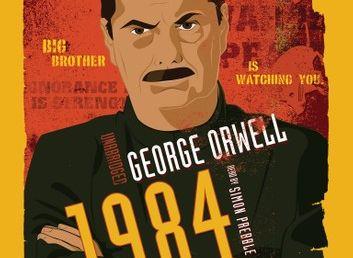 """Romanul """"1984"""", o lectură fascinantă și actuală după 70 de ani"""