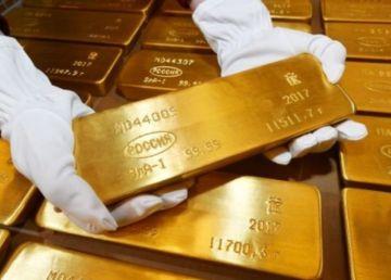 Preţul aurului, în creştere pe piaţa spot. Activele riscante nu mai sunt atractive pentru investitori