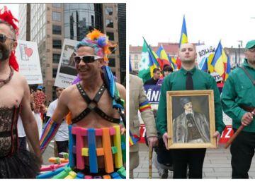 """""""Bucharest Pride"""" versus """"Marşul Normalităţii"""". Jandarmeria impune restricţii de circulaţie sâmbătă în Capitală"""