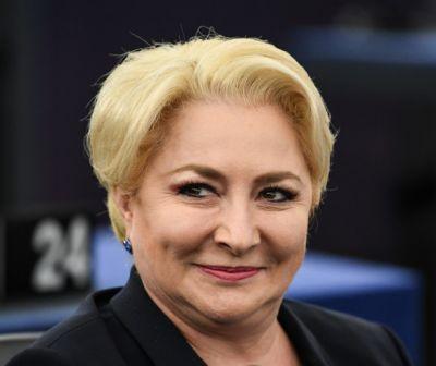 Viorica Dăncilă a fost desemnată prezidenţiabilul PSD. Cine a fost împotriva acestei decizii