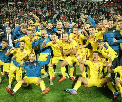 Campionatul European de Fotbal U 21 din Italia şi San Marino. România debutează marţi împotriva Croaţiei. Emoţii mari pentru elevii lui Mirel Rădoi