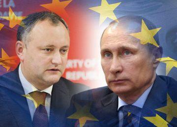 Schimbarea la faţă a R. Moldova. De la putinistul Igor Dodon la trădătorii de la Bucureşti