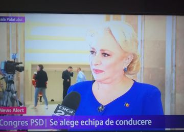 """Dăncilă, după vot: """"Am votat pentru echipa care cred că va conduce cel mai bine PSD"""""""