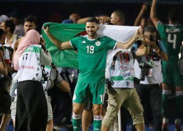 Algeria a câștigat Cupa Africii pe Națiuni