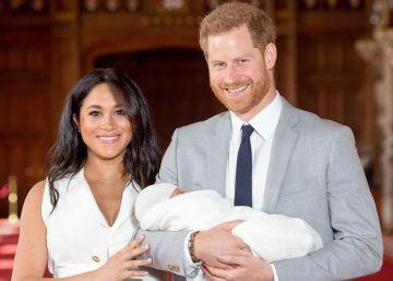 Fiul prinţului Harry şi al ducesei Meghan de Sussex va fi botezat sâmbătă la Castelul Windsor