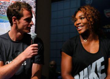 Cuplu interesant la Wimbledon