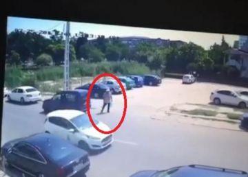 Au apărut imagini în care Gheorghe Dincă ar fi coborât dintr-o mașină după ora la care se presupune că a fost ucisă Alexandra