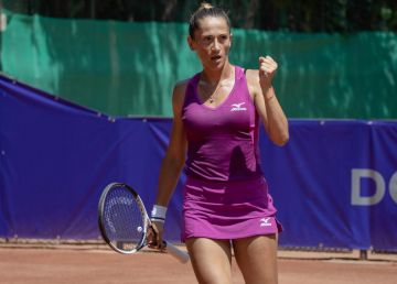 BRD Bucharest Open 2019. Alexandra Cadanţu s-a oprit în primul tur