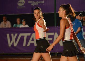 BRD Bucharest Open. Perechea Jaqueline Cristian - Gabriela Ruse a pierdut finala din proba de dublu