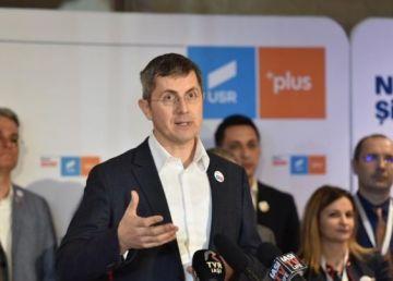 """Barna i-a replicat lui Ciolacu: """"Nu veţi avea voturile USR cât timp PSD înseamnă clanul Firea-Pandele"""""""