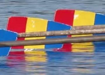 Cupa Mondială de Canotaj de la Rotterdam. Medalie de aur pentru România la dublu vâsle