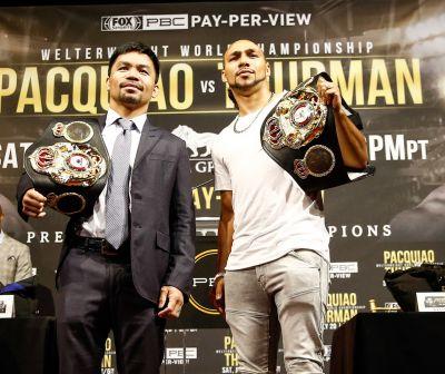 Încă un record pentru PacMan la categoria WBA welter