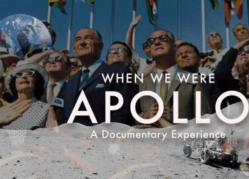 """When We Were Apollo"", un nou film dedicat împlinirii a 50 de ani de la aselenizare"