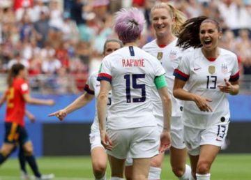 Cupa Mondială de Fotbal Feminin 2019. SUA a câștigat al patrulea titlu de campionă din istorie