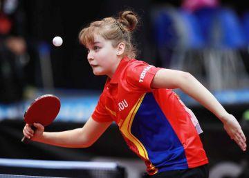 Campionatele Europene de tenis de masă pentru juniori de la Ostrava. 8 medalii, pentru România