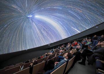 Cel mai mare planetariu din România, inaugurat la Salina Slănic