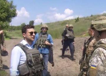 """Conflictul din Donbass, primul test al mandatului lui Zelenski. Putin nu pare dispus să negocieze cu """"Slujitorul Poporului"""""""