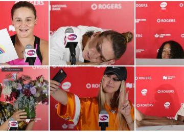 Rogers Cup. Simona Halep, protagonista unui clip amuzant pentru tineri