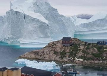 Încălzirea globală afectează din plin Groenlanda! Peste 11 miliarde de tone de gheaţă, topite în ultimele patru luni