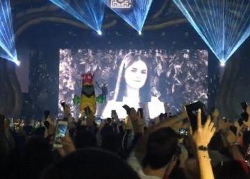 """Omagiu pentru Alexandra pe scena de la Cluj Arena: """"Nu vei fi uitată"""""""