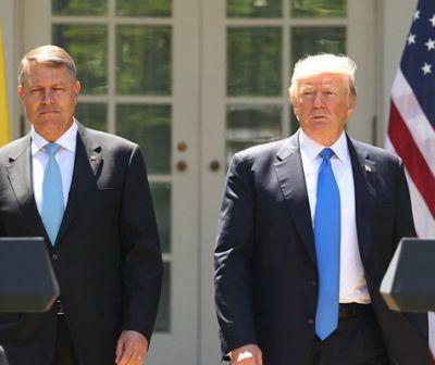 Dedesubturile vizitei președintelui Iohannis în SUA