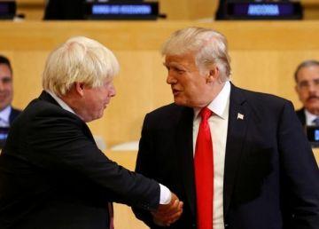 Brexit. O nouă propunere a lui Trump pentru Johnson