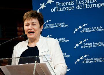 """Georgieva (FMI): """"Economia mondială va înregistra o revenire parţială şi inegală în 2021 când PIB-ul mondial ar urma să înregistreze un avans de 5,2%"""""""