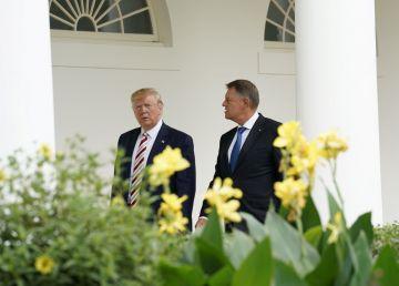 Succesul vizitei lui Iohannis la Casa Albă